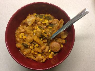 Nik\'s Kitchen Sink Cabbage Stew - Bariatric Foodie