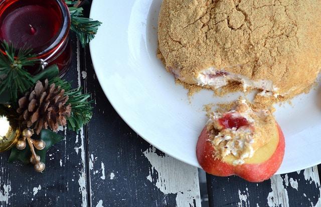 strawberry cheesecake for wordpress