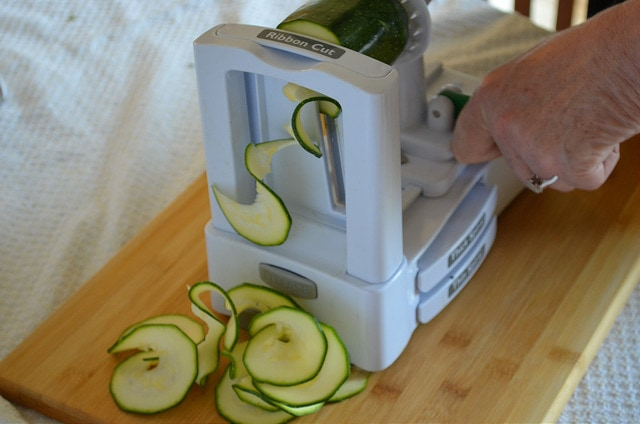 How to make zoodles bariatric foodie for Zoodles kitchen set