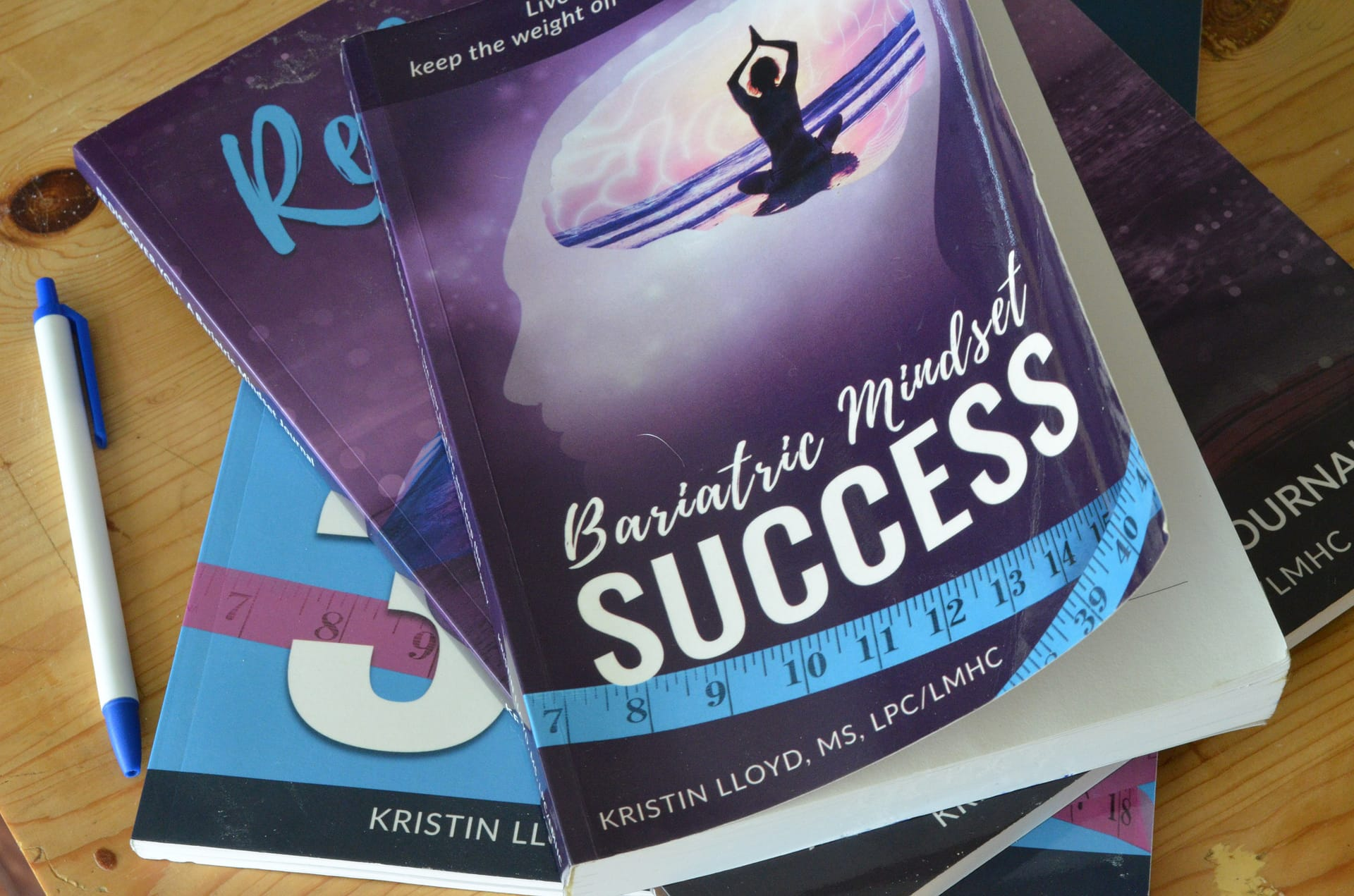 Product Review Bariatric Mindset Book Bundle Bariatric Foodie